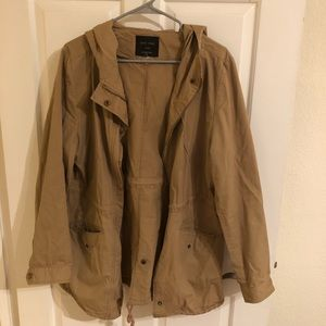Jacket Outer Layer